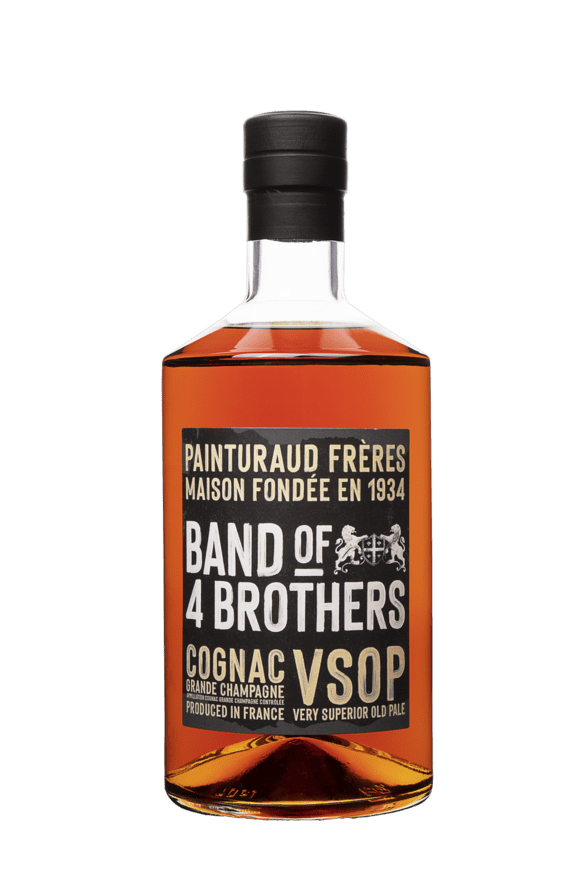 Cognac « Band of 4 Brothers » VSOP