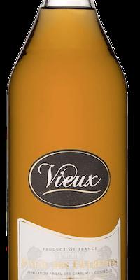 bouteille vieux pineau des charentes blanc painturaud freres